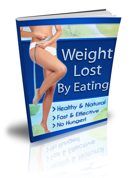 Product picture How To Lose Weight By Eating!