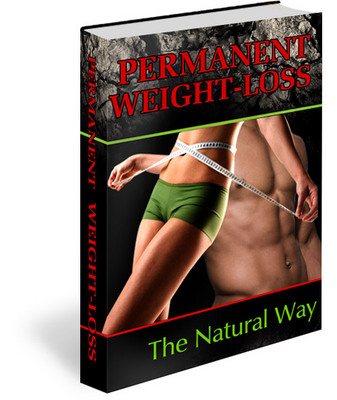 Product picture Permanent Weight Loss The Natural Way