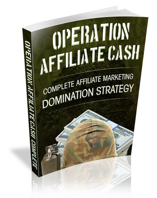 Product picture Operation Affiliate Cash