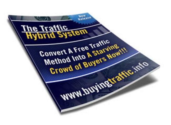 Product picture Traffic Hybrid System: Use the forums to make money