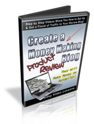 Product picture Money Making Blogs Videos - Build Your Blog Empire